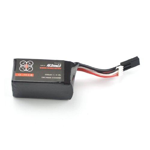 Parrot 2500mAH 11.1V 20C LiPo Bateria de Gran Alcance para Parrot AR.Drone...
