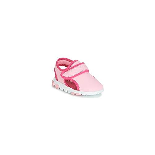 Reebok Mädchen Wave Glider Iii Dusch-& Badeschuhe, Mehrfarbig Light Pink 000, 25.5 EU