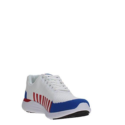Kappa 303XN00 Sneakers Homme WHITE/BLUE ROYAL