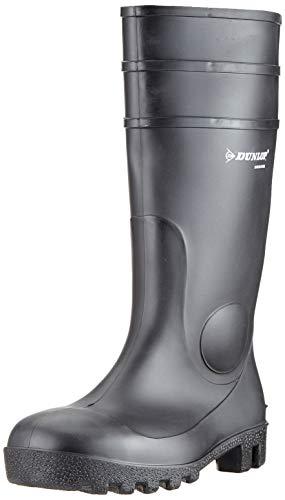 Dunlop Protective Footwear DUO18 Dunlop Protomastor, Botas de Seguridad Unisex Adulto, Black, 43 EU...