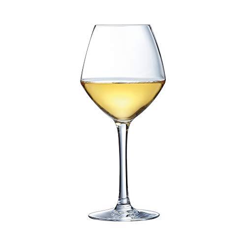 Chef&Sommelier E2788 Verre à Pied Cabernet Vins Jeunes 35cl, Transparent