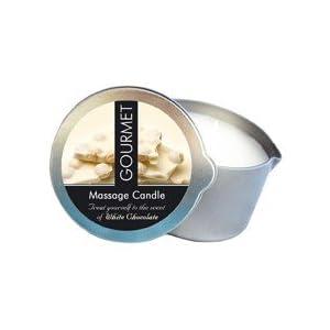Gourmet Massagekerze White Chocolate 200 ml