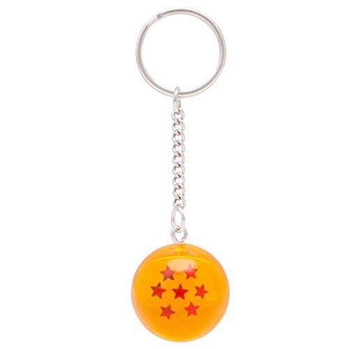 VR46 Schlüsselanhänger 3D Dragon Ball Z (7 Sterne) - Dragon Ball Z Keychain Keyring
