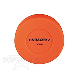 Bauer Bauer Floor Hockey Puck – Stk. – orange