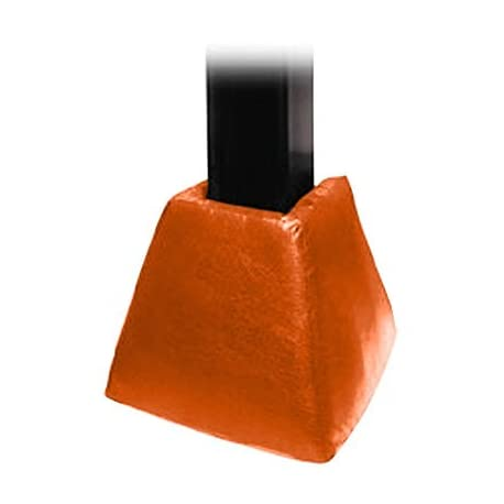 Primer Equipo ft80g foam vinyl Gusset Pad para 6 x 8 en Manivela ajustar base solo 44 Color naranja