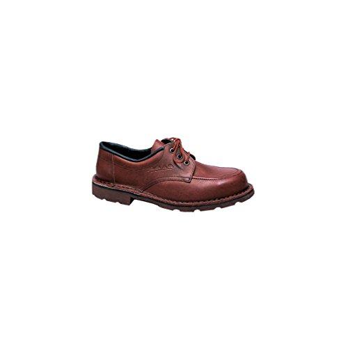 Gaston Mille - Chaussures de sécurité montage cousu MILMODE SBP WRU Marron