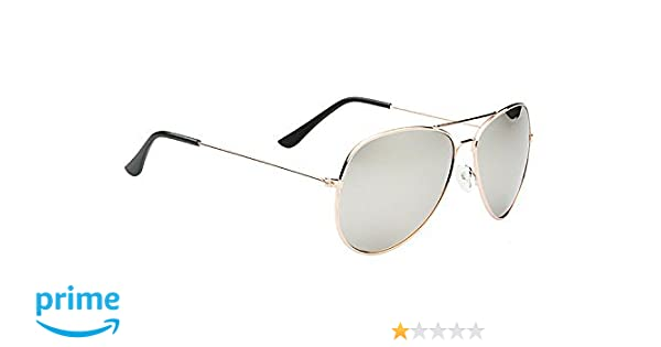 e88ce74f3b6 SHEOMY COMBO OF STYLISH GOLDEN SILVER MERCURY AVIATOR AND FULL BLACK AVIATOR  SUNGLASSES WITH 2 BOX Best Online Gifts  Amazon.in  Clothing   Accessories