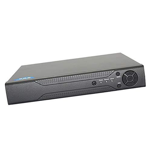 IPOTCH 4CH 1080P Netzwerk Videorecorder H.264 CCTV NVR Aufnahmegerät für HD IP Kameras - Dvr-dvd-rekorder Festplatte