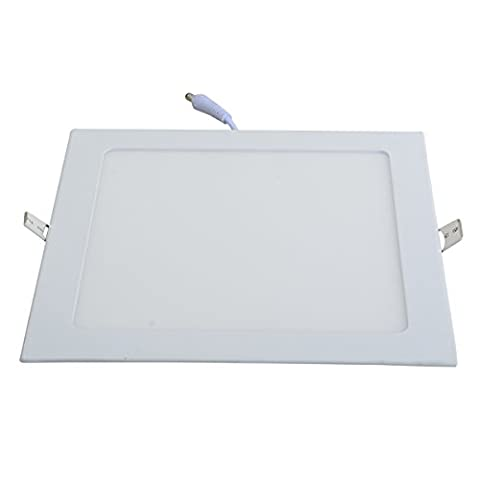 XYD® 3W-24W LED Square Recessed Ceiling Panel