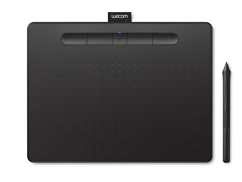 Wacom Intuos - Tamaño M - CTL-6100WLK-S - Tableta gráfica con lápiz
