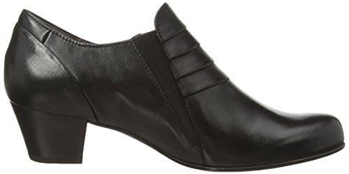 Gabor Cruiser, Scarpe con tacco a punta chiusa donna Nero (Nero (Black Leather))