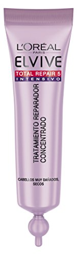 Tratamiento Reparador Concentrado Ampollas Total Repair 5 Elvive de L'Oréal Paris