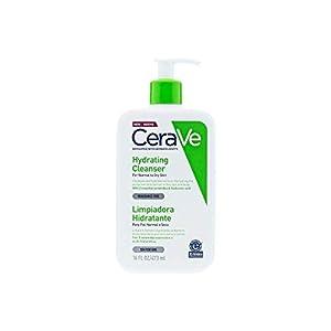 CeraVe loción hidratante limpiadora 473 ml, paquete de 1