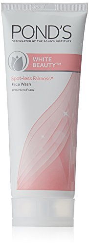 Pond\'s White Beauty Daily Spotless Fairness Face Wash with Micro Foam, 100g