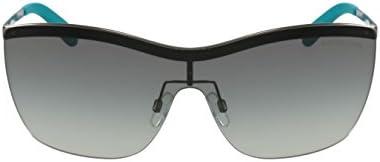 MICHAEL KORS 100314, Gafas de Sol Unisex Adultos, Gris (GUNMETAL WITH GREYGRADIENT LENS), Talla única