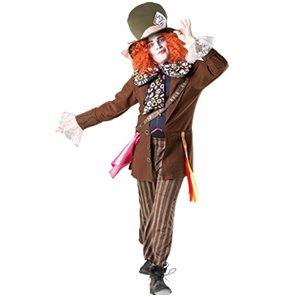 Rubies 3889953 Alice in Wonderland Alice Nel Paese Delle Meraviglie Il Cappellaio Matto
