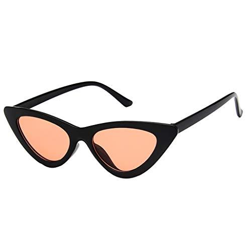 EUCoo MäNner Und Frauen Sonnenbrillen Mode Cat Eye Film Sport Fahren Brille Strand Brille