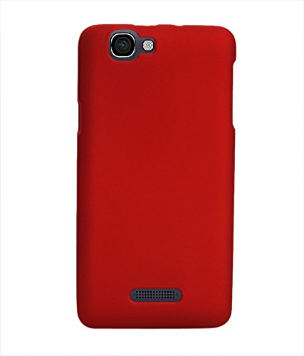 Back Cover for Micromax Canvas A120 - Red  available at amazon for Rs.199