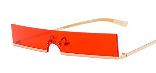 Jnday Damen klassisch rechteckig Sonnenbrille Outdoor UV Fahrradbrille Anti-Strahlung Outdoor-Brille Komfortabel Sonnenbrillen