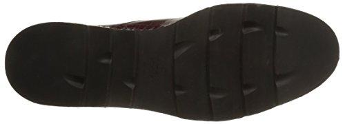 Castaner Camelia-exotic Leather, chaussures femme violet (AUBERGINE)