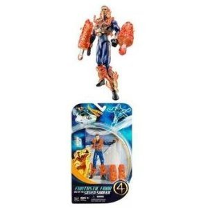 Les 4 Fantastiques Marvel Figurine La Torche Humaine (fire blast)