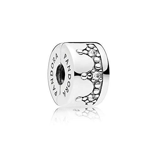 Pandora Damen-Bead Charms 925 Sterlingsilber zirkonia 797634CZ