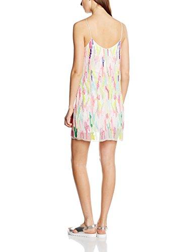 BDBA, Vestito Donna Multicolore (FUCSI)