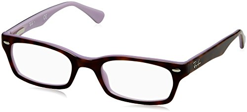 Ray-Ban Damen Brillengestell 0rx 5150 5240 48, Braun (Havana)