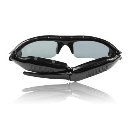 Best seller610 SunGlasses mini Spy glass DV DVR Hidden Camera glasses Video glasses Ski Glasses Video Recorder