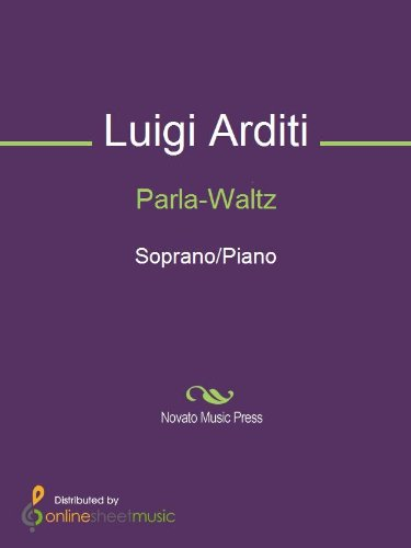 Parla-Waltz - Score (English Edition)