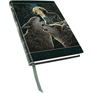 Night Pack Wolfs of Unity Journal Diary Notebook 5