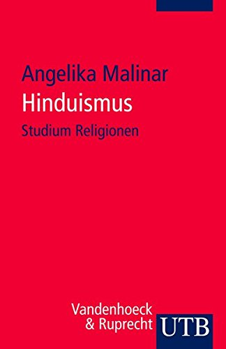 Hinduismus (Studium Religionen, Band 3197)