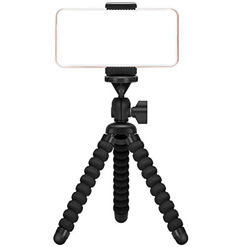 8b848a26b1 Ailun Phone Camera Tripod Mount/Stand,Compact Phone Holder,Compatible with  Camera Galaxy