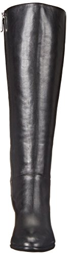 Lauren Ralph Lauren Tia Boot Black Burnished Vachetta