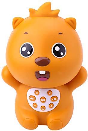 BEVA Kinder Bluetooth Lautsprecher mini Kabelloser Bluetooth Speaker Drahtloser Lautsprecher TF-Karte Unterstützung für iPhone Samsung Laptop Handys Beste Geschenk für Kinder, Baby (Besten Laptop-lautsprecher)