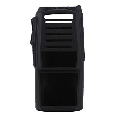 Dadahuam Handheld Soft Silicone Case Schutzhülle Für UV 82 Radio Walkie Talkie Hand Held Holster