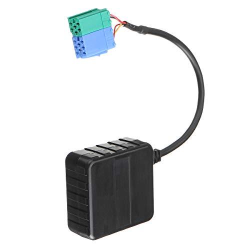Jarhit Auto Modul Aux Audio Kabel für Becker Mexico Traffic Pro DTM