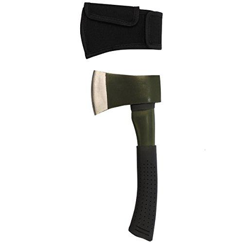 Bkl1® outdoor ascia accetta 30cm in fibra di vetro beil sopravvivenza campeggio edc prepper27766