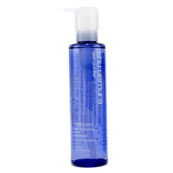 5 Oz Cleansing Oil (Shu Uemura Whitefficient Clear Brightening Gentle Cleansing Oil - 150ml/5oz)