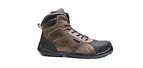 Boden Schutz bas-b610–7Größe 7UK Rafting Top–Braun (Resistant Steel Toe Schuhe)
