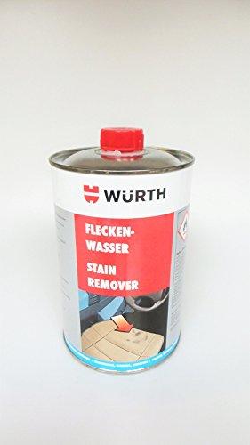 2-x-wurth-fleckenwasser-farblos-4052703053018-1lt-fleckenentferner-reiniger