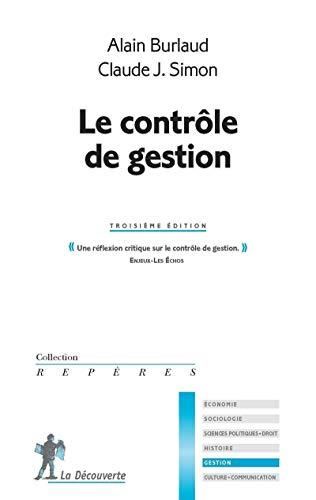 Le contrôle de gestion par Alain BURLAUD, Claude J. SIMON