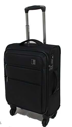 TITAN CLOUD 4w trolley S, 378406-01 Koffer, 54 cm, 35 L, Black