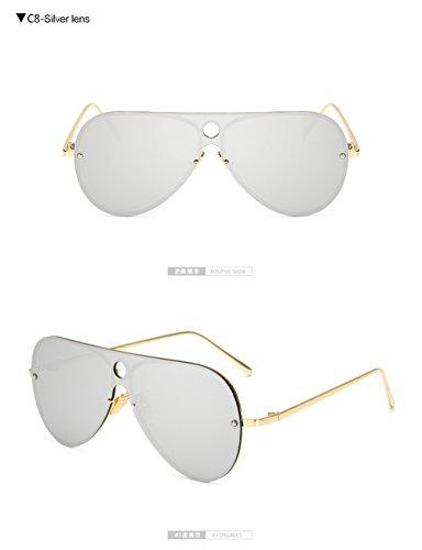 Sunglasseslifes Light Sonnenbrillen für Damen und Herren,H