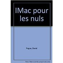 IMac Poche pour les Nuls (2e édition)