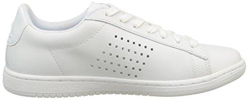 Le Coq Sportif Arthur Ashe Int Original Damen Sneaker Weiß - Blanc (Optical White)