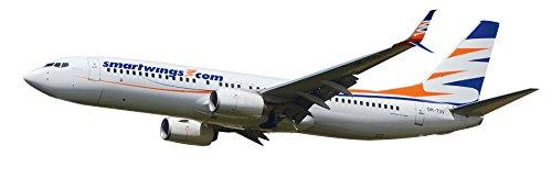 herpa-610780-smart-wings-boeing-737-800-blanco-azul-naranja