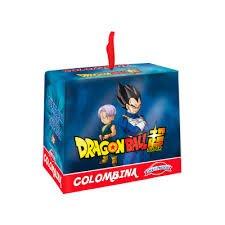 Mini colomba di pasqua dragon ball z con sorpresa 100 gr dolci preziosi