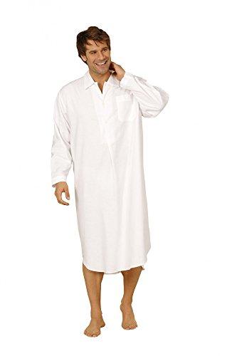 - Weißen Nachthemd Kostüm