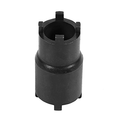 Vgeby - Llave de vaso para tuerca de bloqueo de embrague (20mm,...